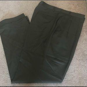 RALPH LAUREN Wool Cashmere Men Dress Pants w Cuffs